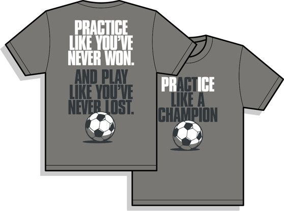 Utopia Like A Champion Short Sleeve Soccer T Shirt Soccer Tshirts Soccer Shirts Soccer Shirts Designs