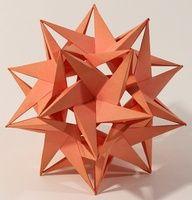 Origami Sterne Deschdanja Kreativ Blog Origami Sterne Origami Stern Anleitung Sterne Falten Weihnachten