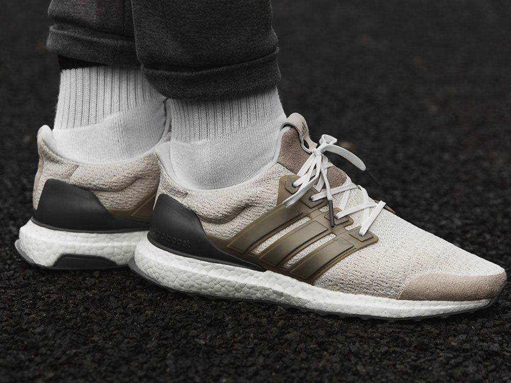 adidas Consortium wysyła na sklepowe półki nową wersję butów Ultra Boost Lux  w wersji Vintage White. Zobacz jak wygląda i gdzie ją kupisz 5ded8390b