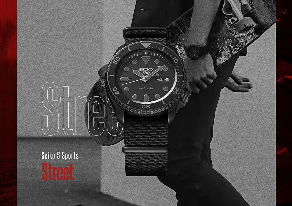 Fundstücke (Retro) Uhren unter 300 Euro Seiko 5 sport