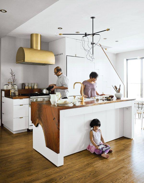 25 Möglichkeiten, Ihre Küche mit Messingbefestigungen zu verbessern – Dekoration Blog