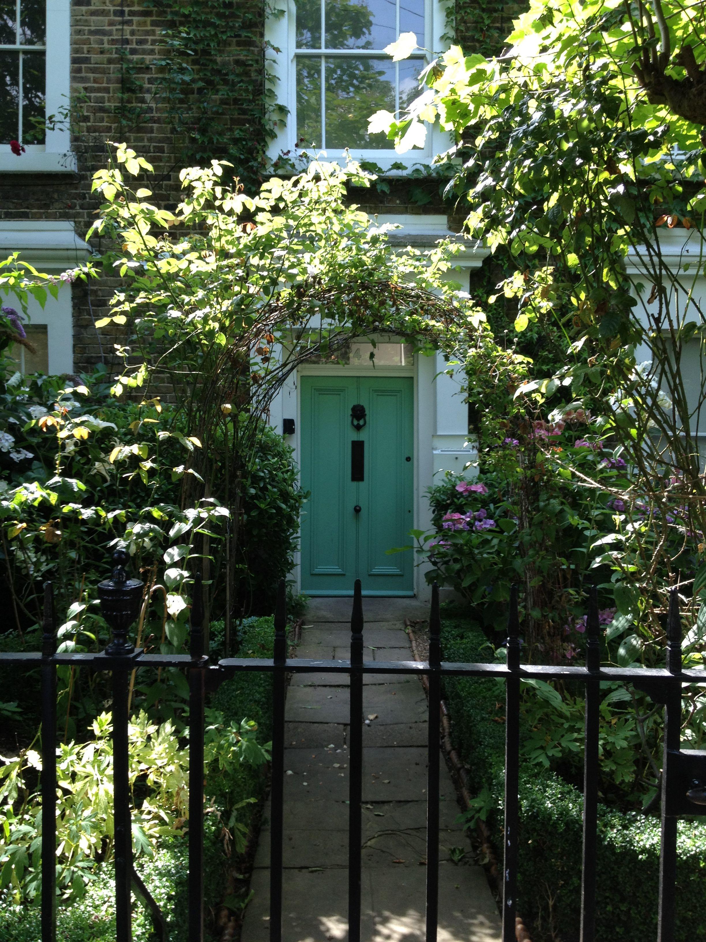 Beautiful Georgian Panel Front Door South London Fabulous - Beautiful georgian house in london