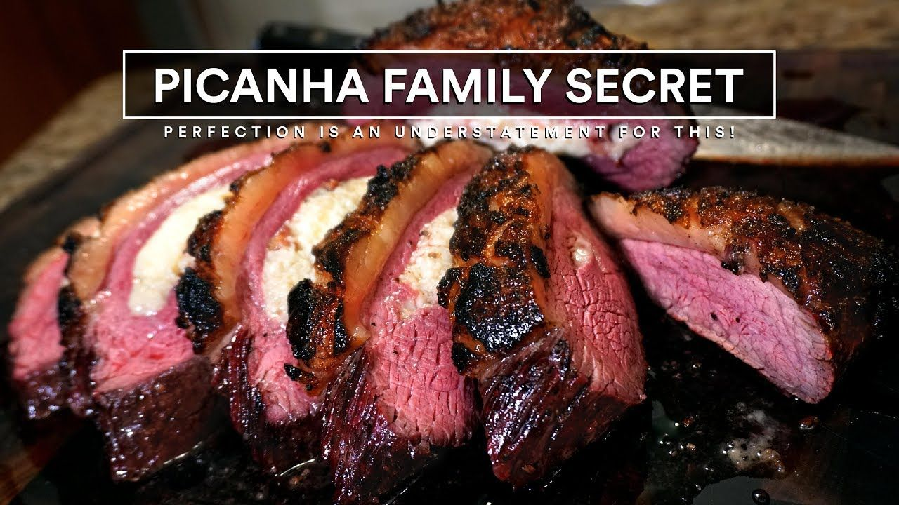 Grilled picanha for special holidays family secret