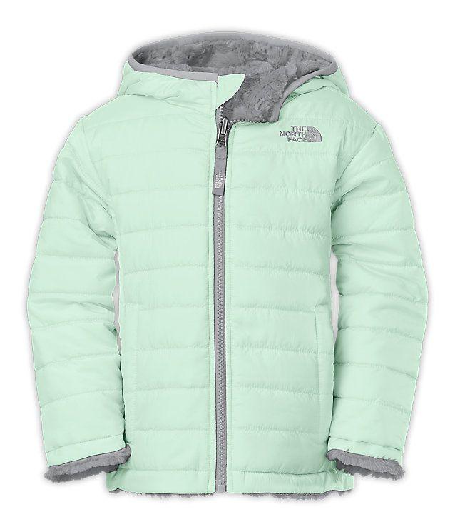 a529e3adb Toddler girls' reversible mossbud swirl jacket | My Holiday | Kids ...