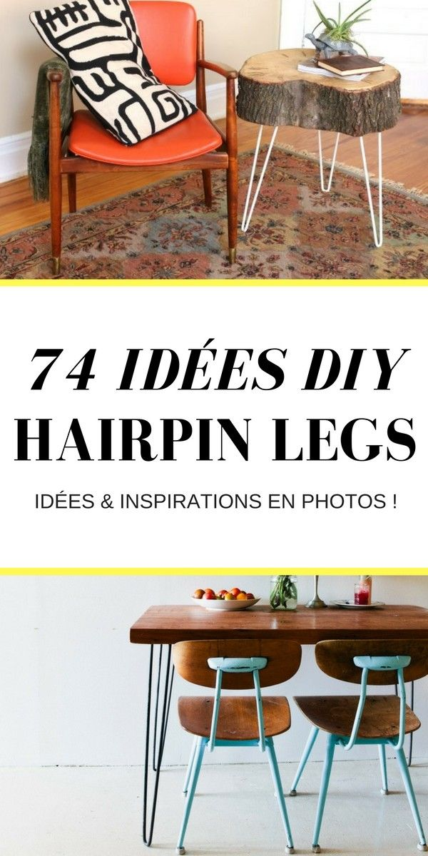 Elegant 74 Idées de DIY Avec Des Hairpin Legs Amazing - Latest Where to Buy Hairpin Legs Review