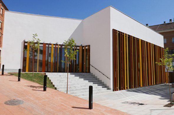 Primera biblioteca en #España cuenta con el sistema #Comfosystem, el cual permite que el aire que se respira sea #saludable. #Hogaressauce.
