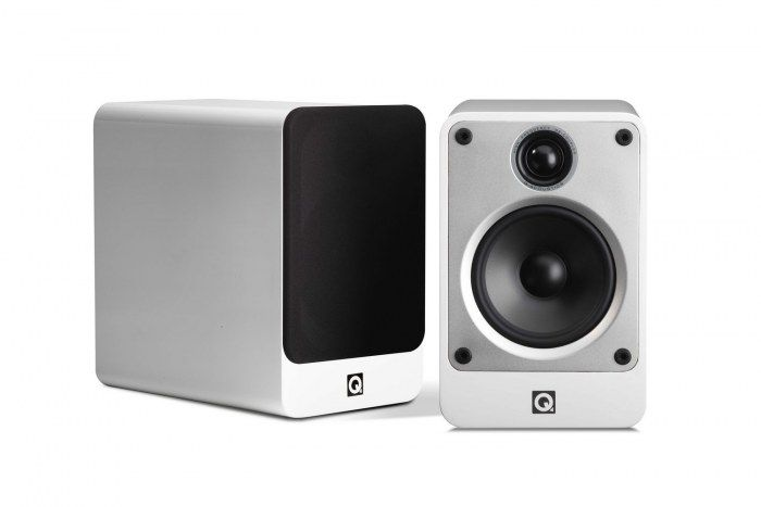 Q Acoustics Concept 20 Speakers White