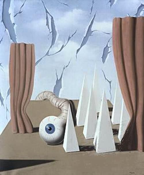 René Magritte. The poetic world II, 1937