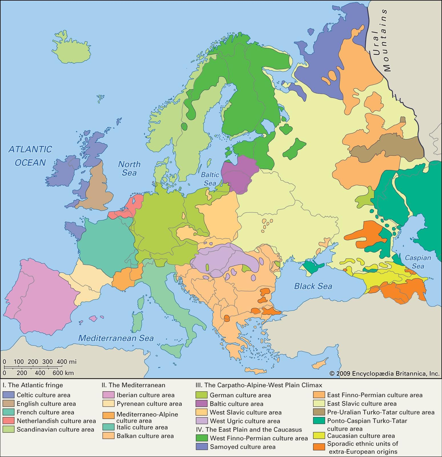 Europe cultural subregions detailed ref geo world regions europe cultural subregions detailed gumiabroncs Image collections