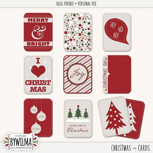 Freebie_ChristmasCards_byWilma