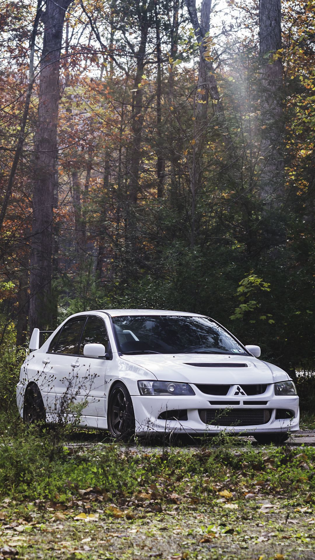 Vehicles Mitsubishi Lancer Evolution Viii 1080x1920