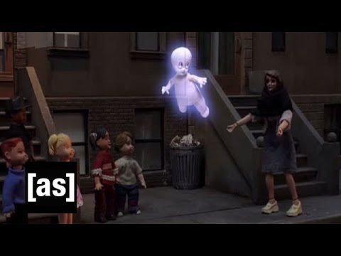 Caspar's Mom | Robot Chicken | Adult Swim