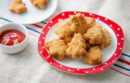 Chicken Nuggets Recipe - Great British Chefs