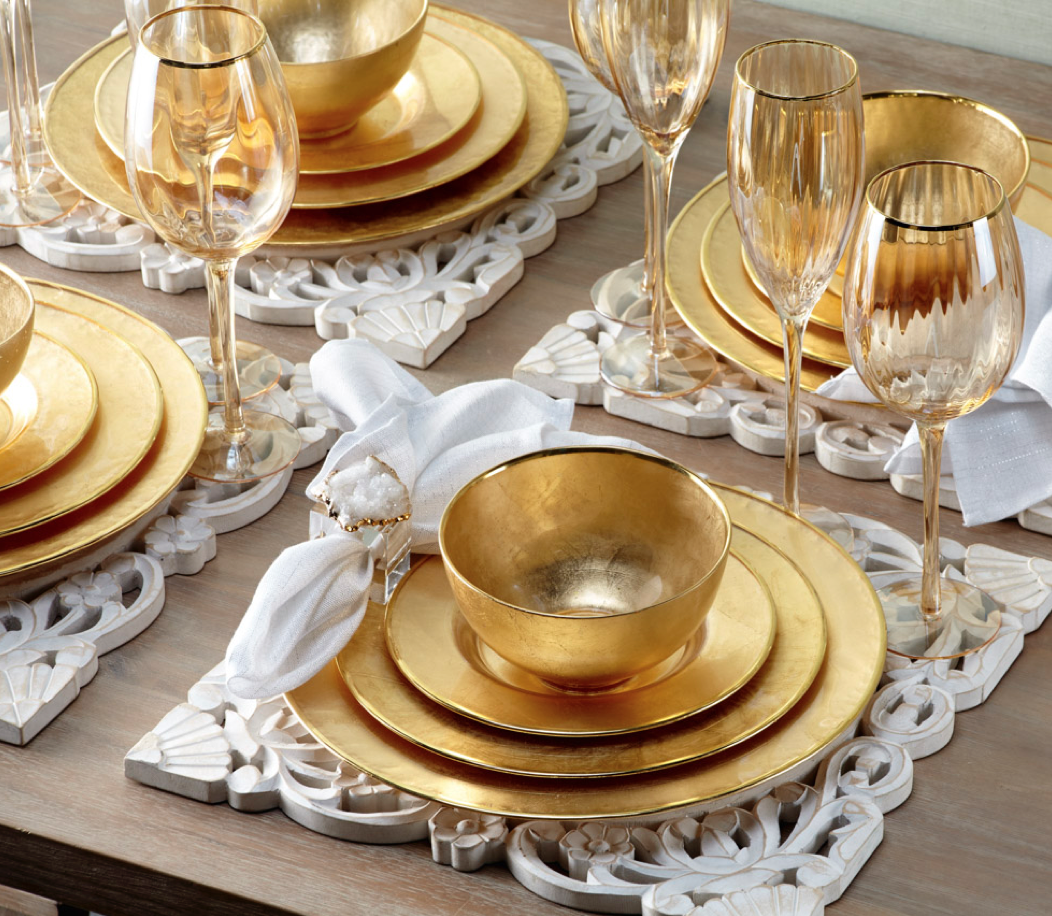 Elegant Tableware For Dining Rooms With Style: Pin By Z Gallerie On APRIL 2017 RELAX IN STYLE