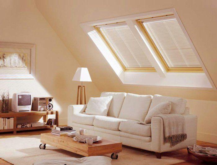 dachboden einrichtung zimmergestaltung zimmer einrichten ideen - wohnideen 30 qm