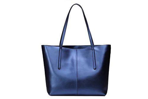 Covelin Women's Handbag Genuine Leather Tote Shoulder Bag... https://www.amazon.com/dp/B01DF1WB48/ref=cm_sw_r_pi_dp_x_H2kRxbJG0SVVF