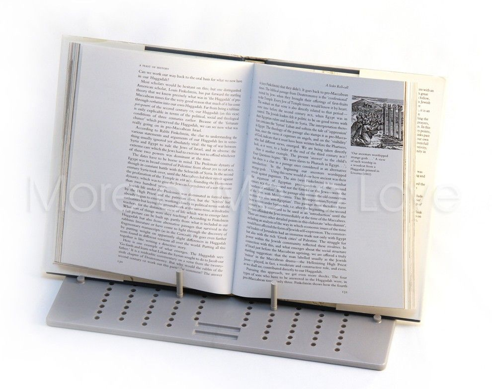 Roberts™ Book Holder Book holders, Book worms, Clever design