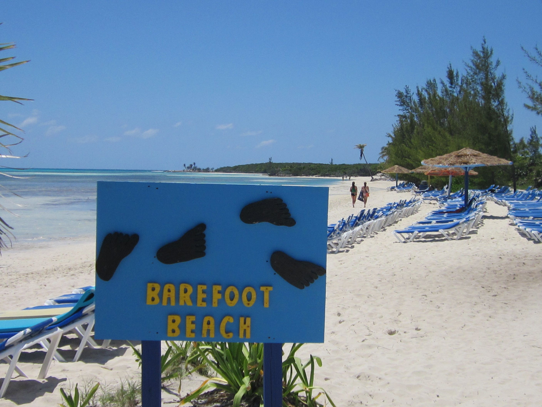Royal Caribbean Coco Cay Bahamas