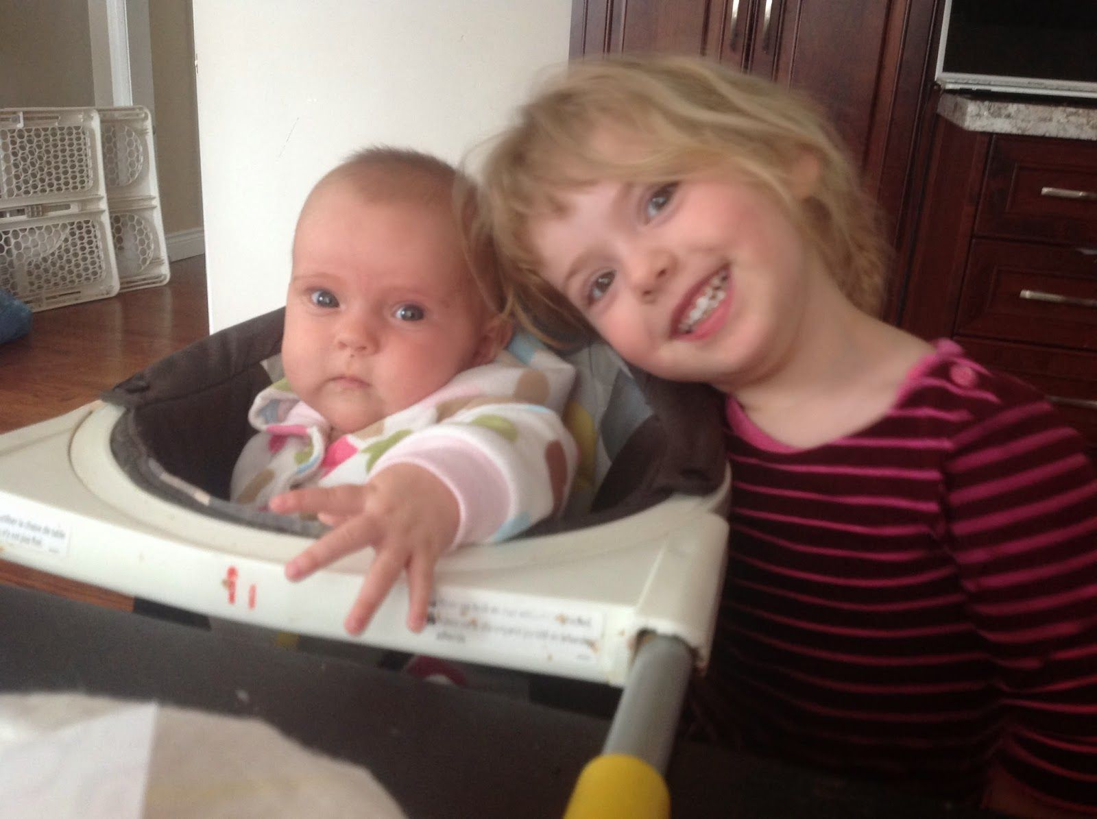 What's In Your Diaper Bag? - Sara and Riley