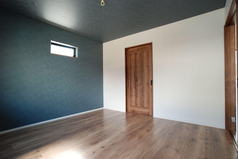 2階にldk お風呂のあるお家 豊橋 豊川 新城の工務店 主寝室