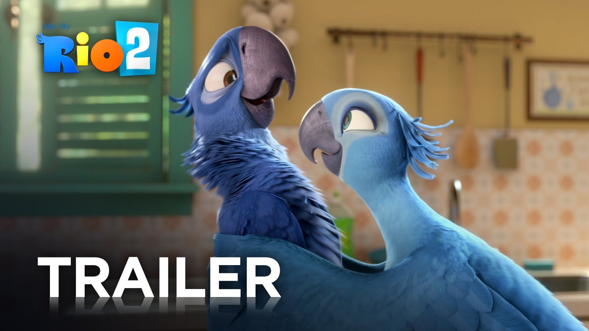 Rio 2 Official Trailer 2 20th Century FOX