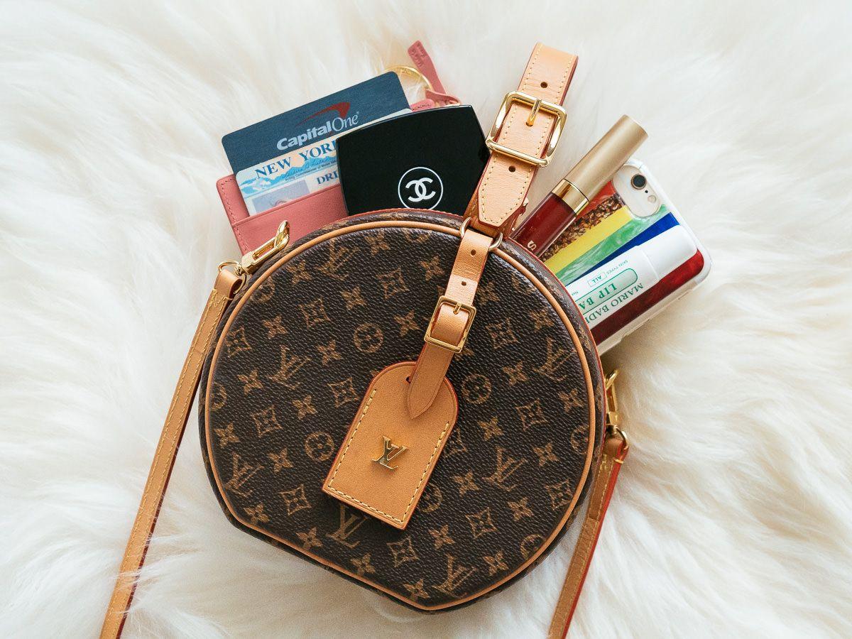 38c0f4343 A Closer Look at the Louis Vuitton Petite Boîte Chapeau | Bags ...