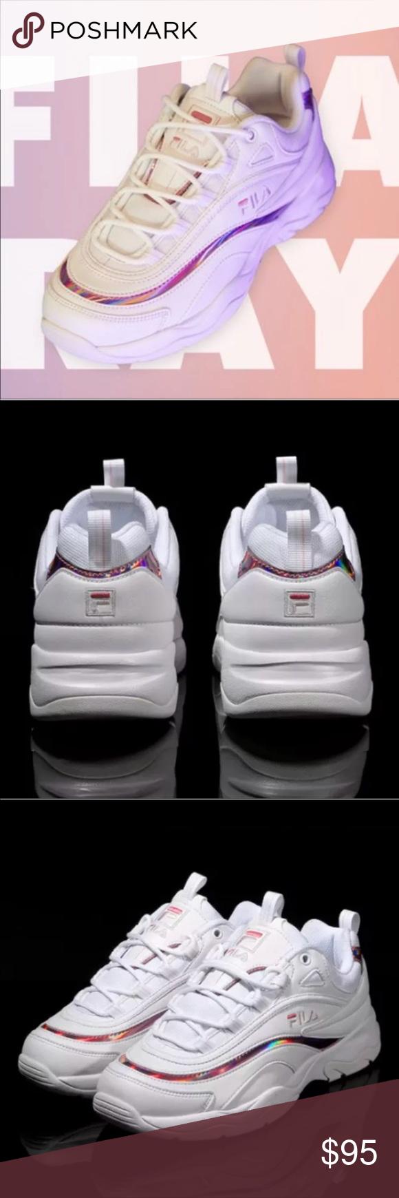 meet 2aa5c b7821 These are a U.S.A women s size 7. Brand NEW!! Will ship in original fila  box. Fila Shoes Sneakers