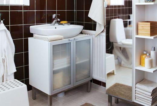 mobili sotto lavabo