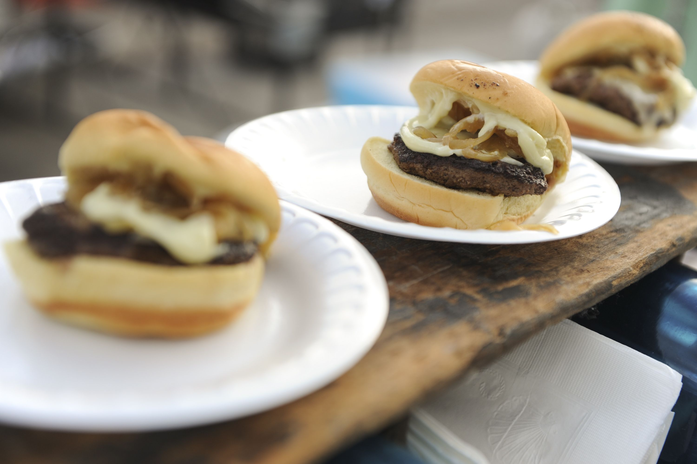 5NB Sliders from the @Boston Magazine #BurgerBattle | 5NB Around ...