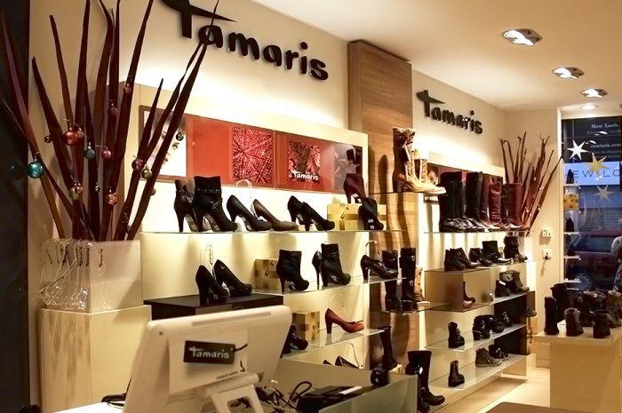 Le Magasin De Chaussures Tamaris A Paris Magasin Chaussure Chaussures Tamaris Paris