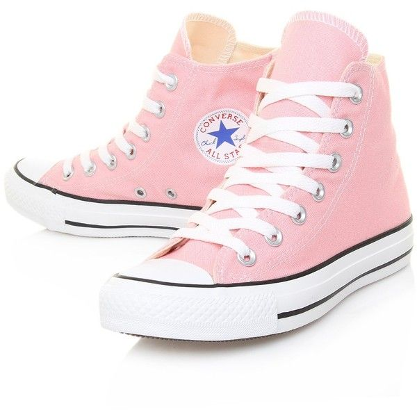 d3be32be022d Converse Chuck Taylor All Star Hi ( 72) found on Polyvore