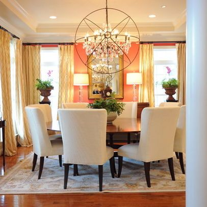 Lighting a Kitchen and Dining room - contemporary - dining ...