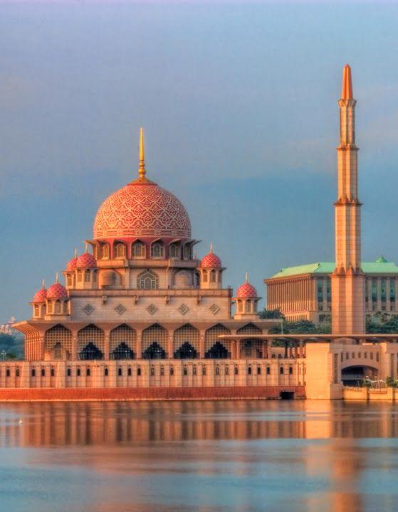 The Putra Mosque,  Malaysia: