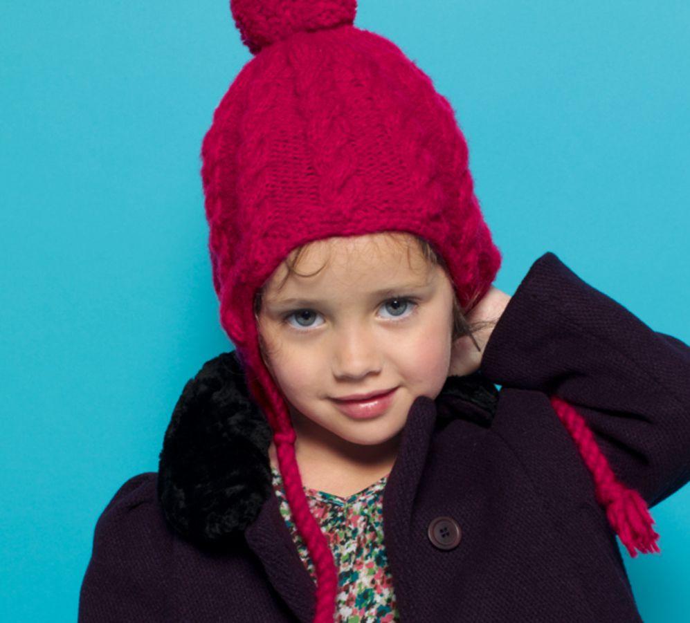 75a330592ccb Résultats de recherche pour   pompons. Modèle bonnet pompon Enfant -  Modèles Femme - Phildar