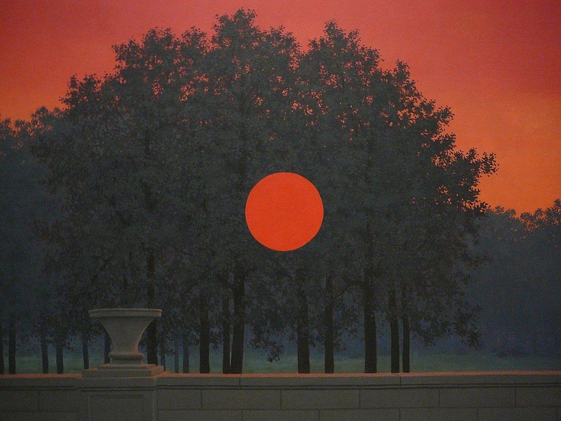 ren 233 magritte le banquet my favorite painting at the institute artist s work