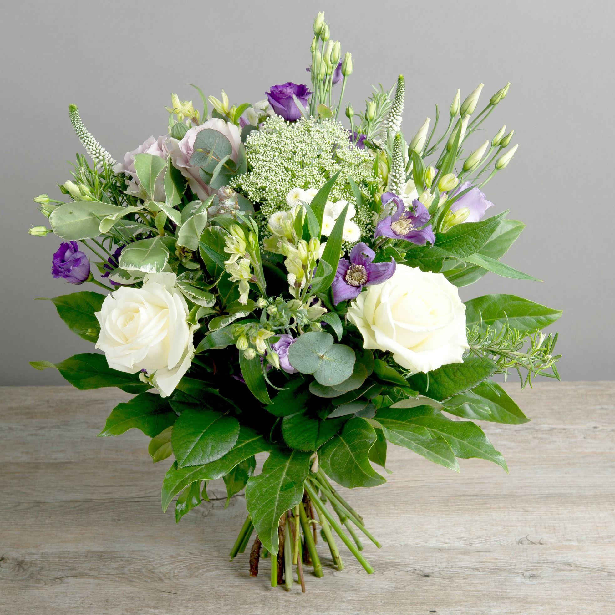 Garden Lilac Flower Fields Bouquet Flower delivery uk