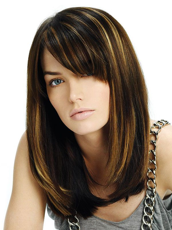 Highlights For Asian Women Highlights Once Again The Photo Below Is My Ideal Highlights I Had Long Bob Hairstyles Hair Styles Long Hair Styles