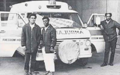 Freedom House Ambulance Service Founded 1967 Reportedly 1st Paramedic Service In U S Equipped With Resuscitation Equipmen Paramedic Freedom House Ambulance