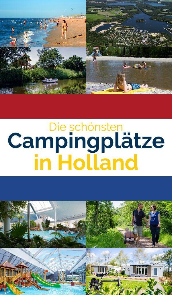 Camping Niederlande | 15+ schönste Campingplätze in Holland- Vacansoleil - Vacansoleil
