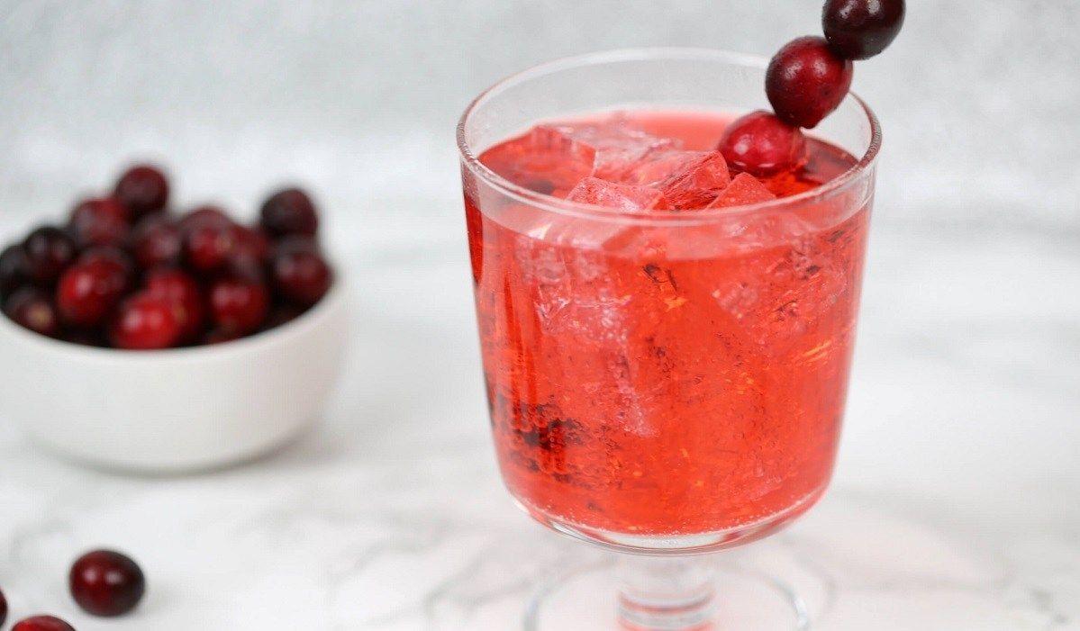 Cedarwood Hungryforever Food Blog Recipe Cranberry Juice Benefits Ginger Fizz Cranberry Juice