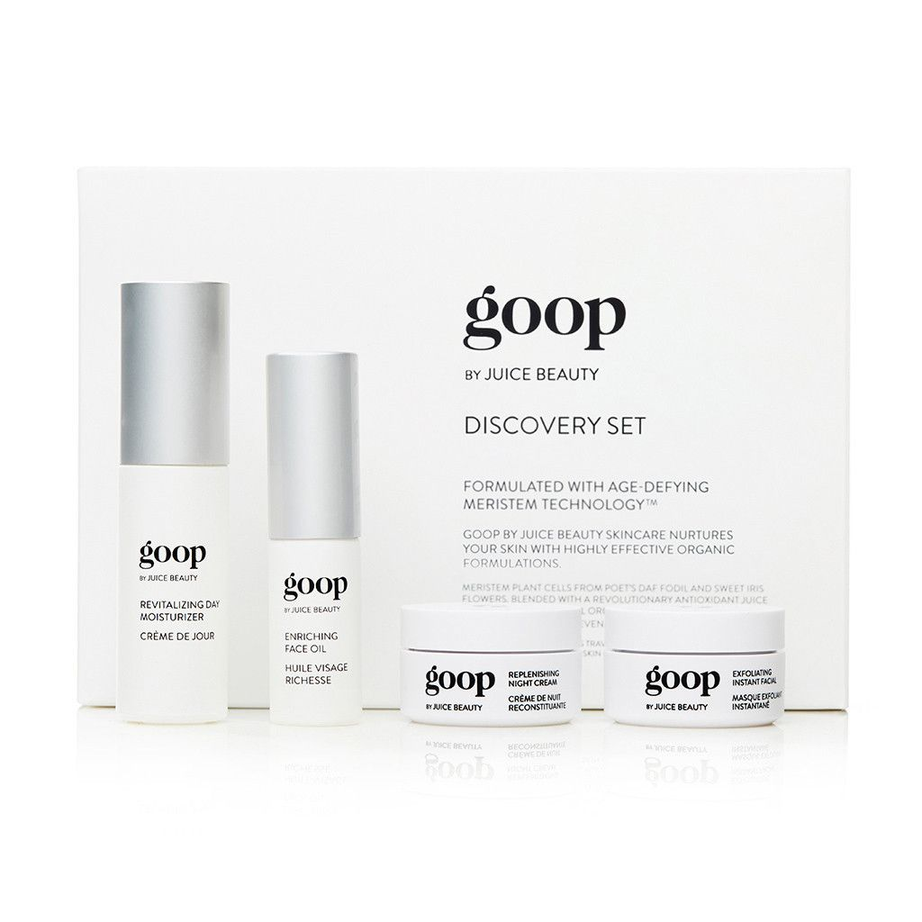 Discover goop by Juice Beauty organic skincare with this ...