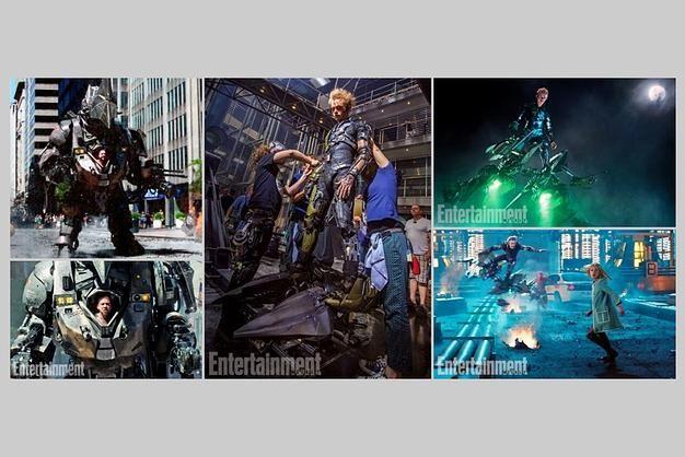 Worlds Finest News | New Amazing Spider-Man 2 images Reveal Goblins Glider & Rhino Close Ups.