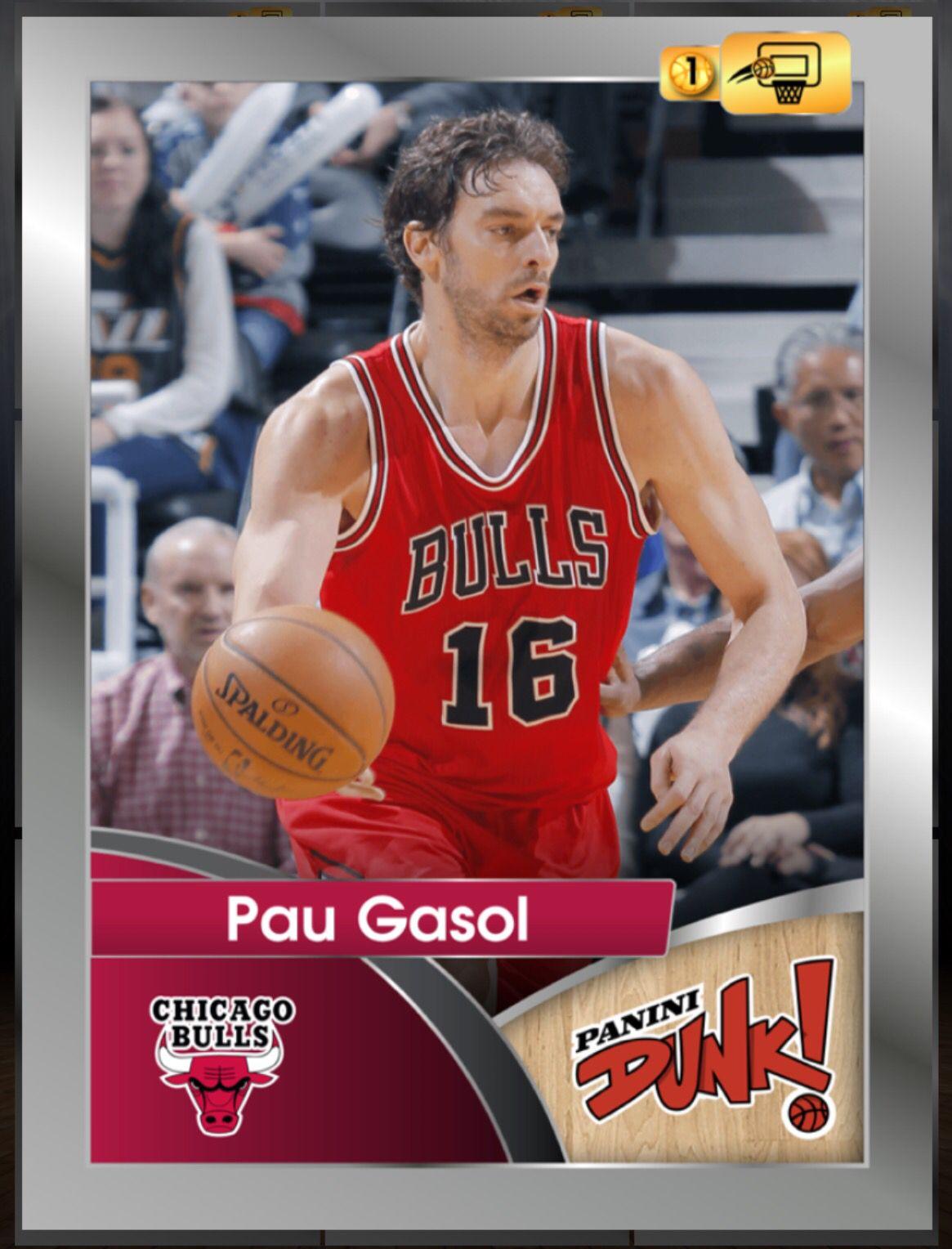 Pin on NBA Panini Dunk Digital Trading Cards