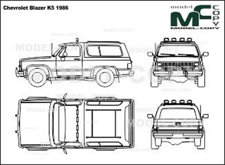 [DIAGRAM] 88 K 5 Chevy Blazer Wiring Diagram Free Download