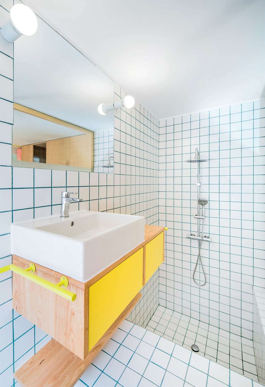 Epingle Par Wom Design Sur Bathrooms Sdb Idee Salle De Bain Styles De Salles De Bain Deco Salle De Bain