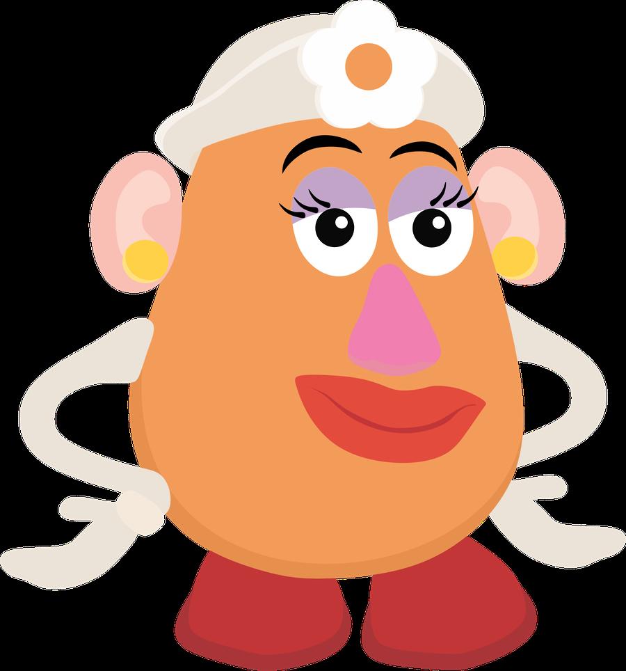 Toy Story - sra cara de papa | claseabierta | Pinterest | Toy, Clip ...