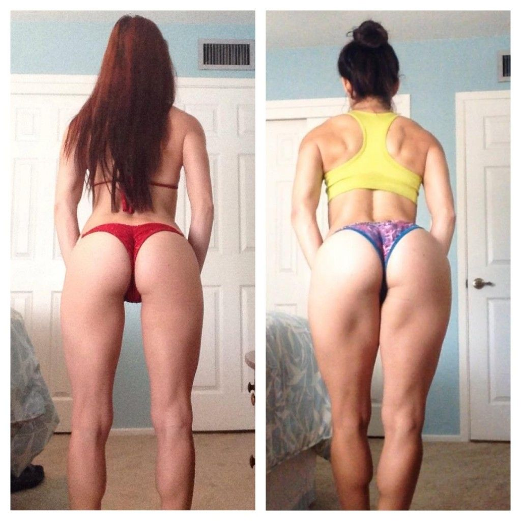 Do squats really make your butt bigger, and do they burn fat