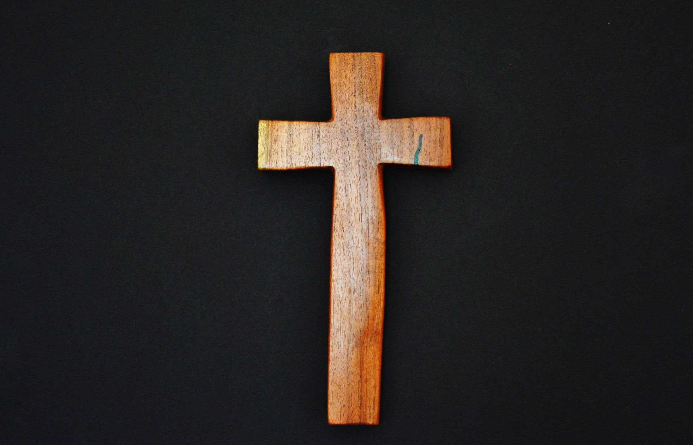 Unique Wall Cross Turquoise Inlay Wood Decor Wooden Gift Free Ground Shipping Cc25tq 1031518