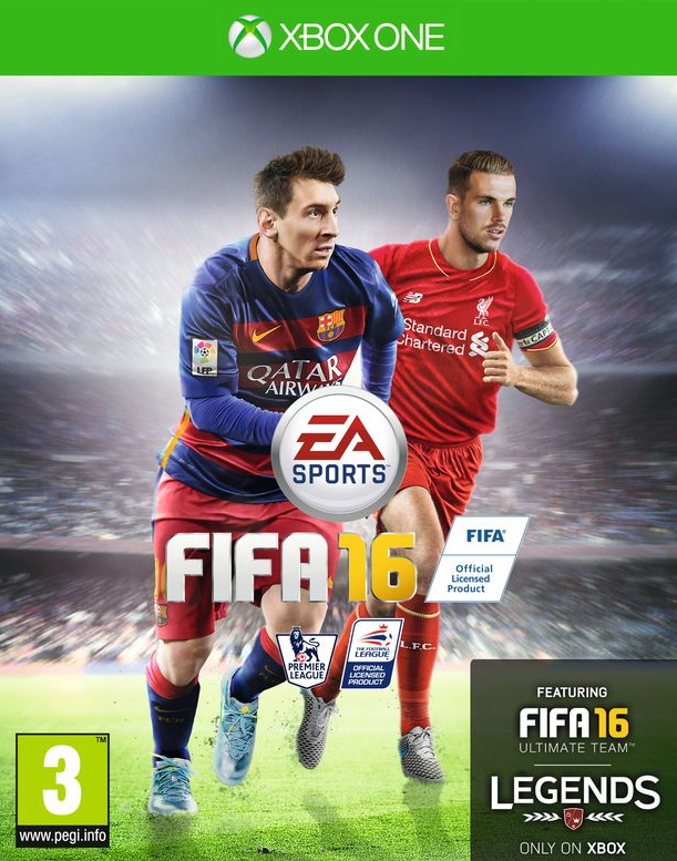 8ff0bc533 New Liverpool captain Jordan Henderson wins FIFA 16 vote to appear  alongside Lionel Messi on cover of EA Sports game