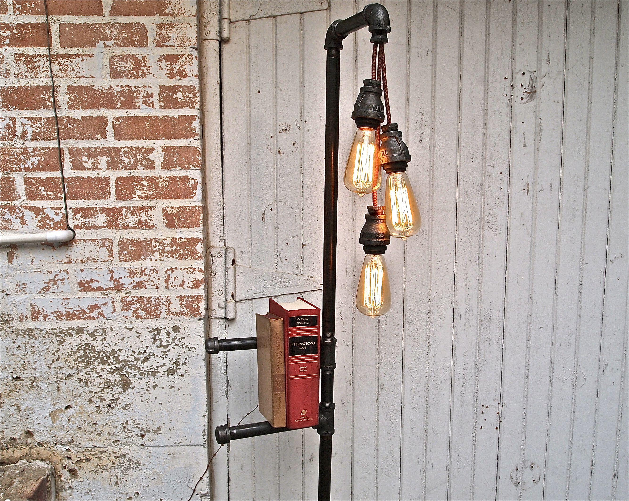 industrial bathroom lighting - Google Search | bathroom ...